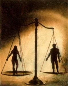 gender-equality-scales